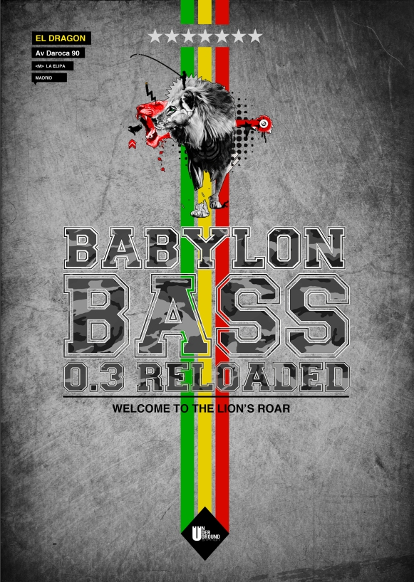 BABYLON BASS 0.3 (Front)