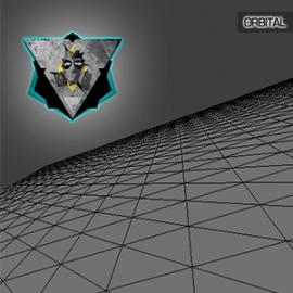 Orbital cover