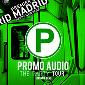 promo audio flyer m1