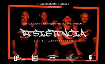 Resistencia cover