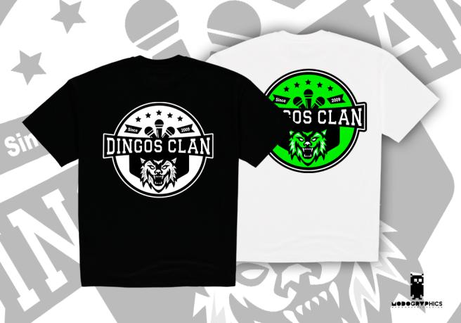 Camisas Dingo